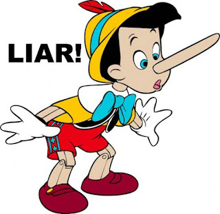 Tips Mengetahui Seseorang Sedang Berbohong