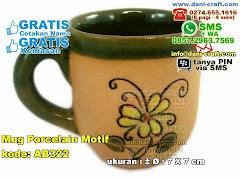 Mug Porcelain Motif Porcelain