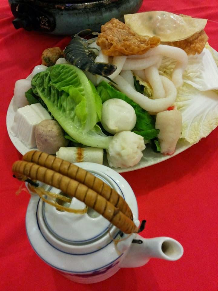 Pohkemon food diary happy city steamboat kota for Food bar kota damansara