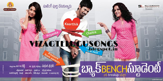 Back Bench Student Telugu Movie HD Wallpapers