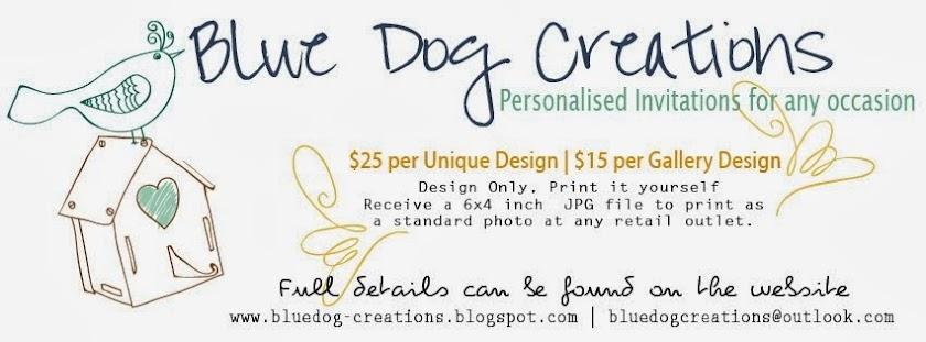 Blue Dog Creations