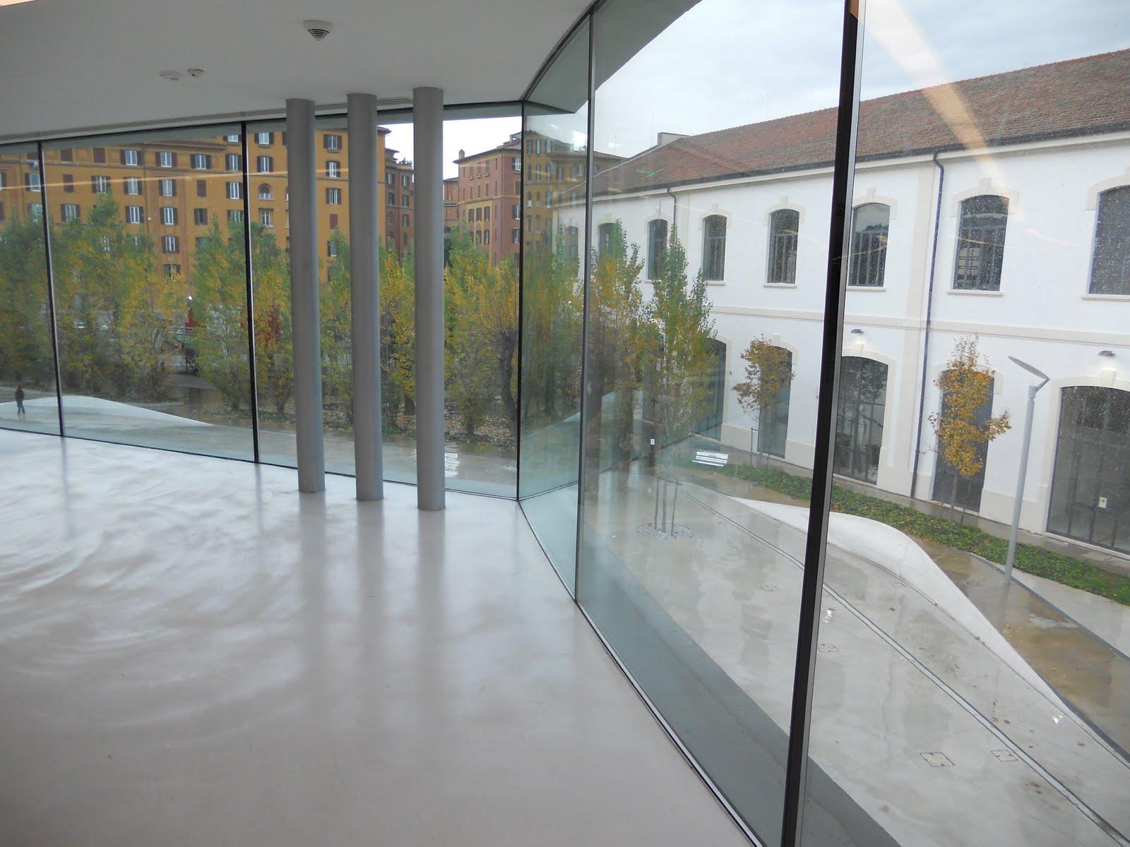 Fortunato vazzana design allievo corso a prof cecilia for Biblioteca maxxi
