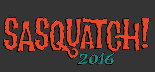 Sasquatch! Music Festival 2016