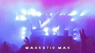 Magnetic Man wallpaper