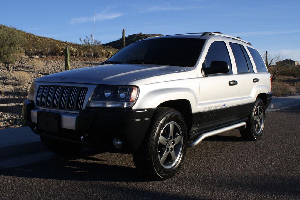 AZ STREET ADDICTION: SOLD! 2004 Jeep Grand Cherokee ...