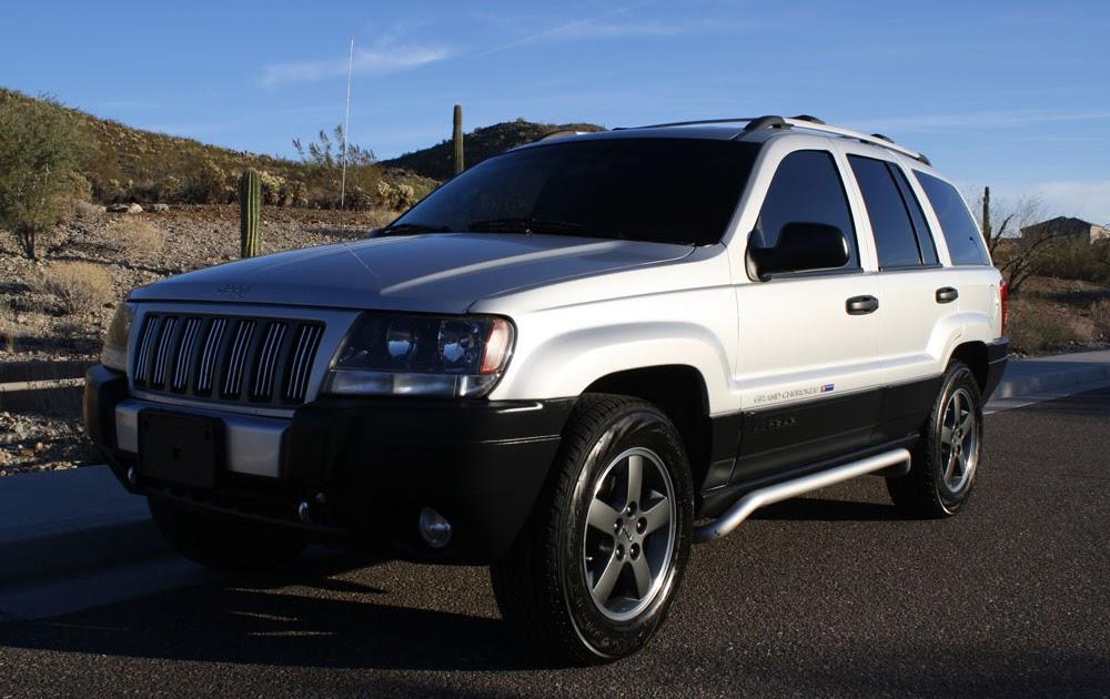 Az Street Addiction Sold 2004 Jeep Grand Cherokee