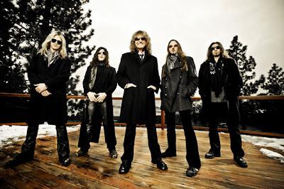 Formación de Whitesnake en 2011