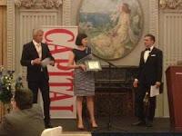 Dacia a primit marele premiu la Gala Premiilor industriei romanesti Capital