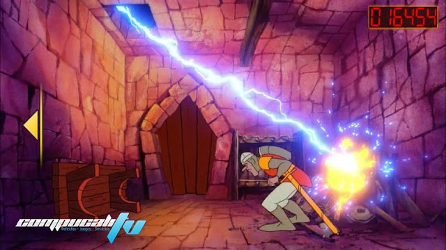Dragons Lair 1 y 2 Remasterizados PC Full TiNYiSO