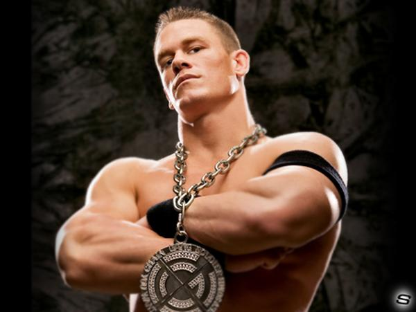 Wwe Super Star John Cena Trend Hairstyle 2014