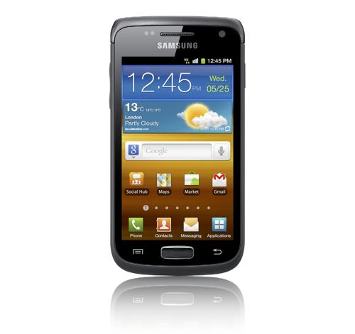 Aggiornamento Samsung Galaxy W value pack gingerbread
