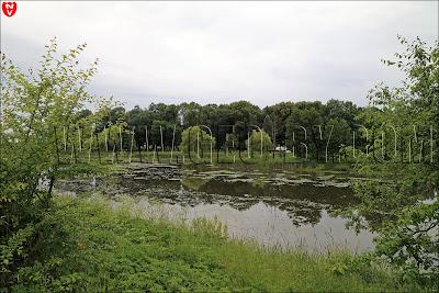 водохранилище в Крошине