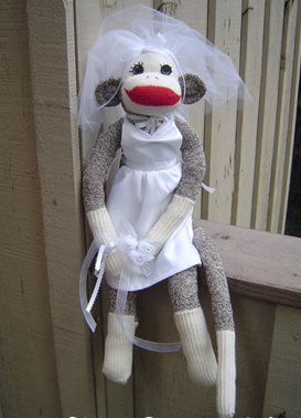 Knitting Patterns For Sock Monkey Clothes : sock monkey patterns-Knitting Gallery