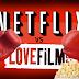 Lovefilm vs Netflix : Streaming Battle