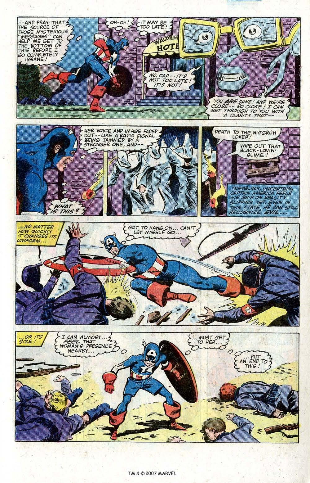 Captain America (1968) Issue #264 #179 - English 27