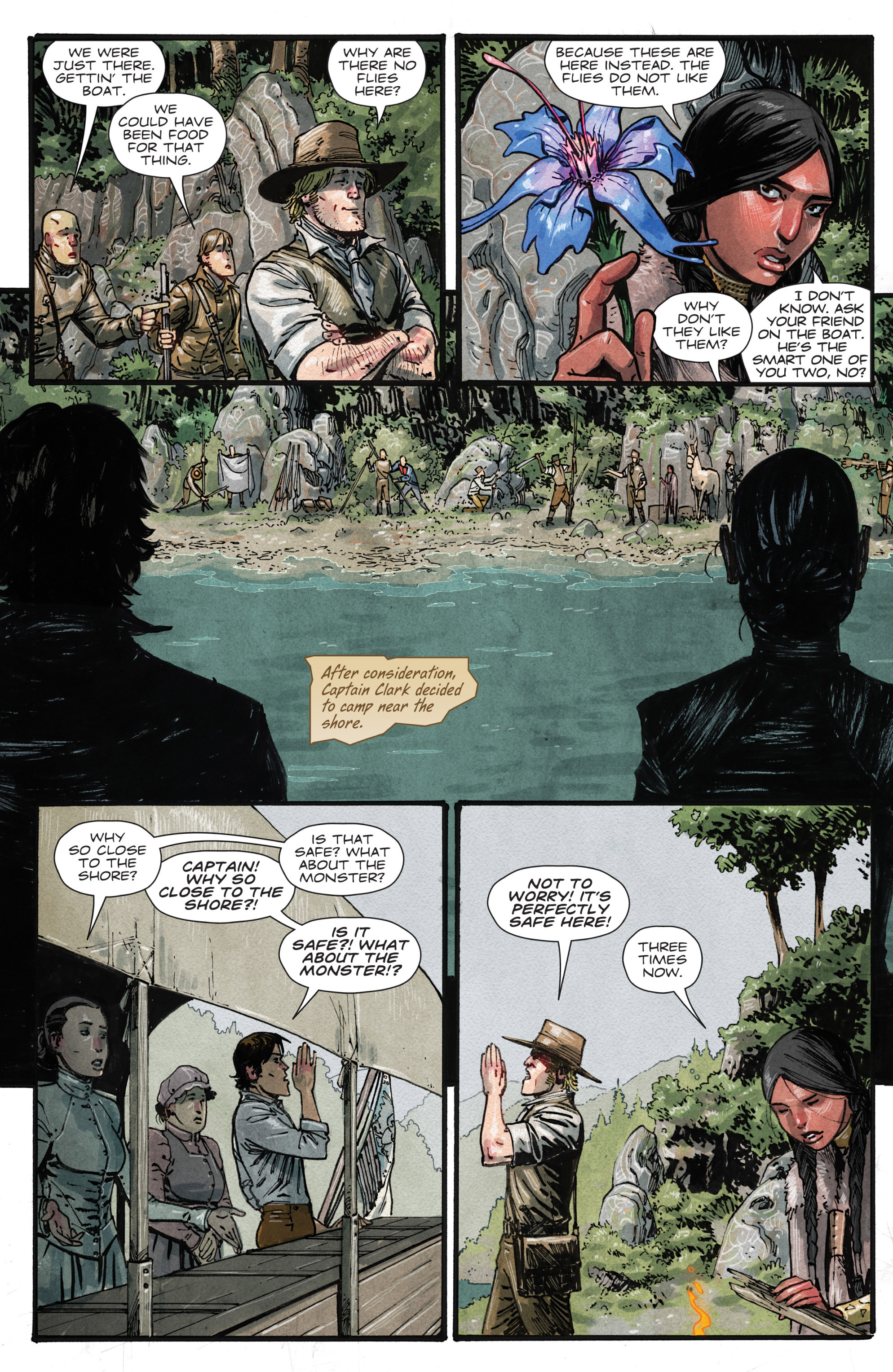 Manifest Destiny #_TPB_2 #42 - English 33