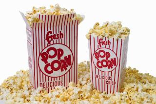 Aroma Pop Corn Bikin Jebol Paru-paru