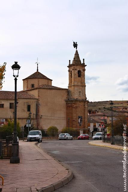 Torre del monasterio de S. Francisco, Molina