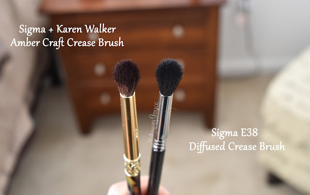 Sephora Karen Walker Amber Craft Crease Brush Review