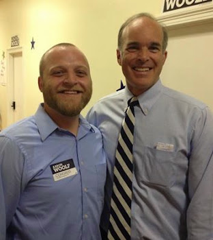 2013 Council Challenger Cody Horbacz with Aaron Woolf