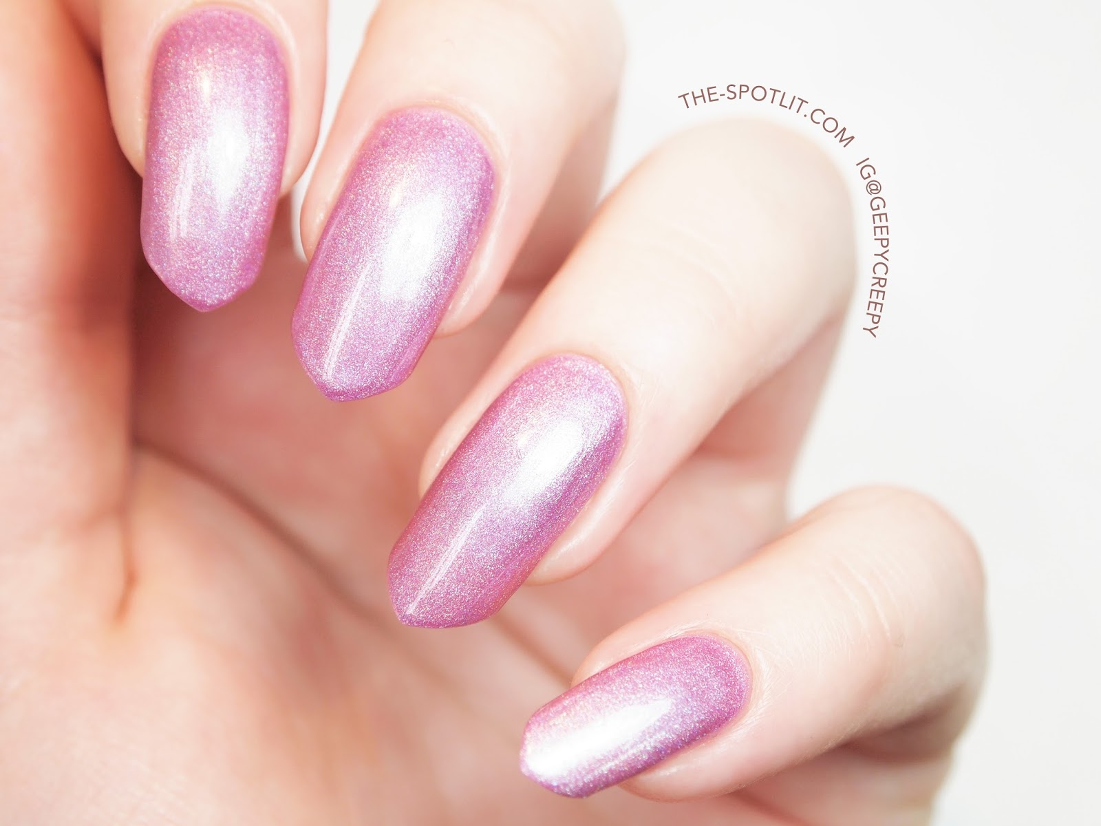 Shleee Polish Hey, Lolita, Hey and Miss Magenta - Swatches and Review