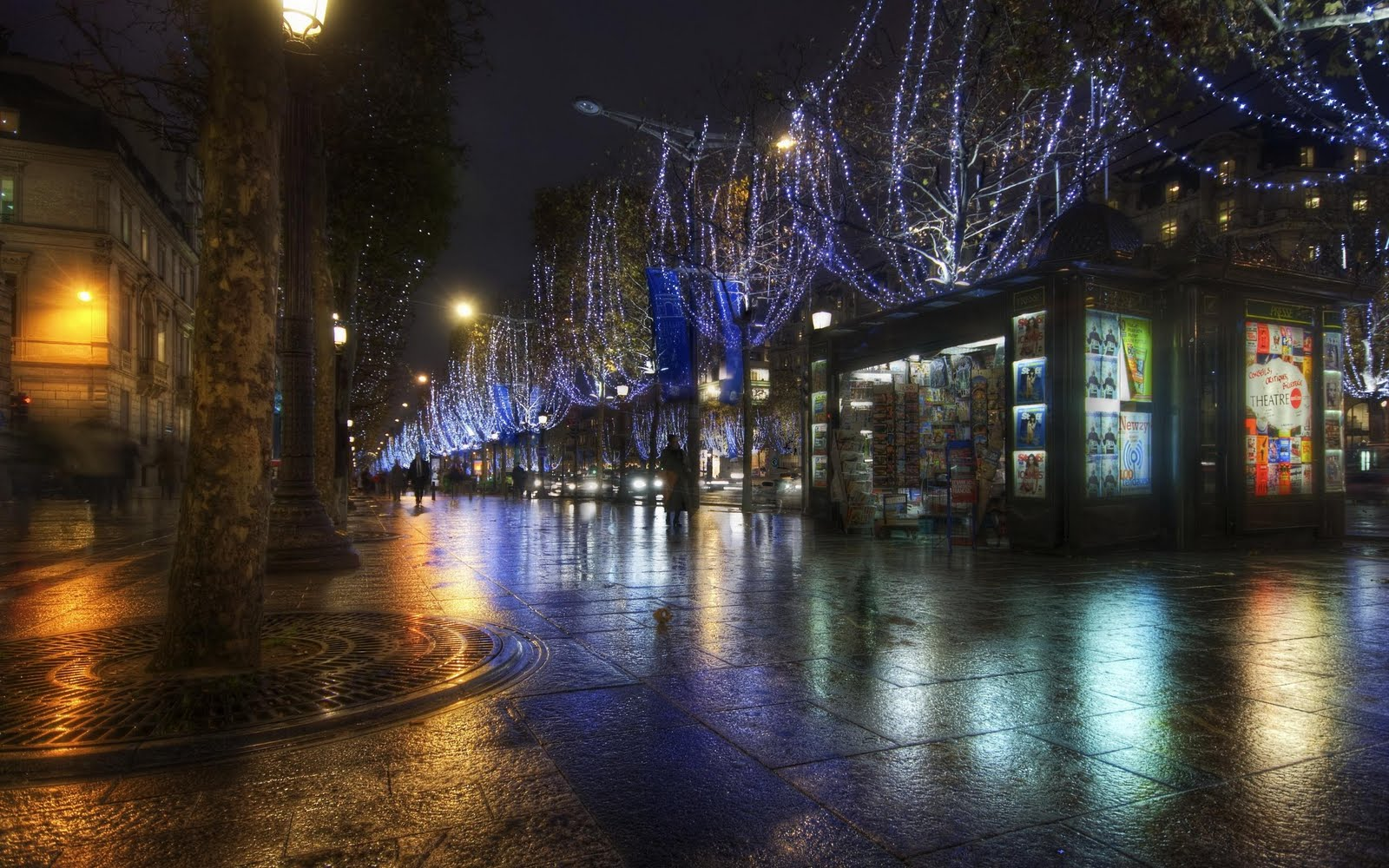 Festive Street