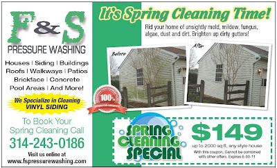 F And S Pressure Washing Coupons