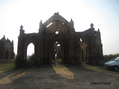 Rosary Church Shettihalli