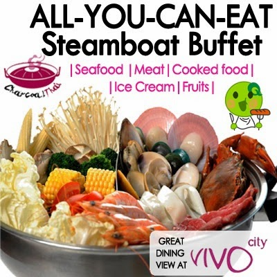 All-You-Can-Eat Steamboat Buffet