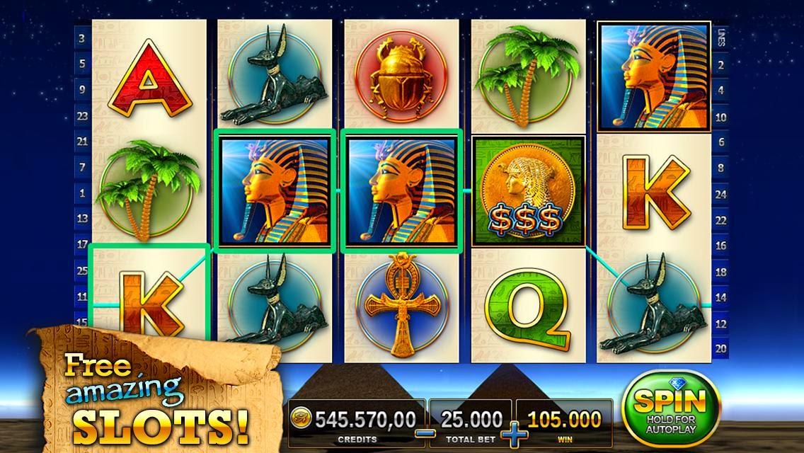 slots pharaohs way tricks