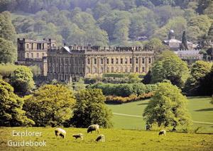 Chatsworth House Edensor Inggris