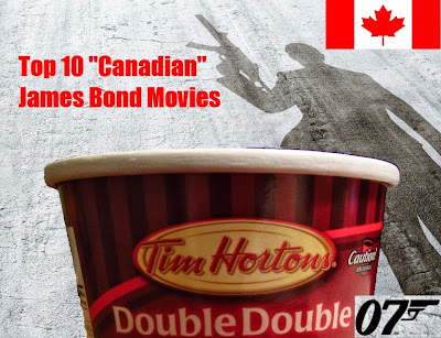 Canadian James Bond double double 07