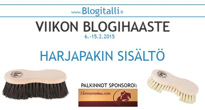 http://toimitus.blogitalli.fi/2015/02/viikon-blogihaaste-harjapakin-sisalto.html