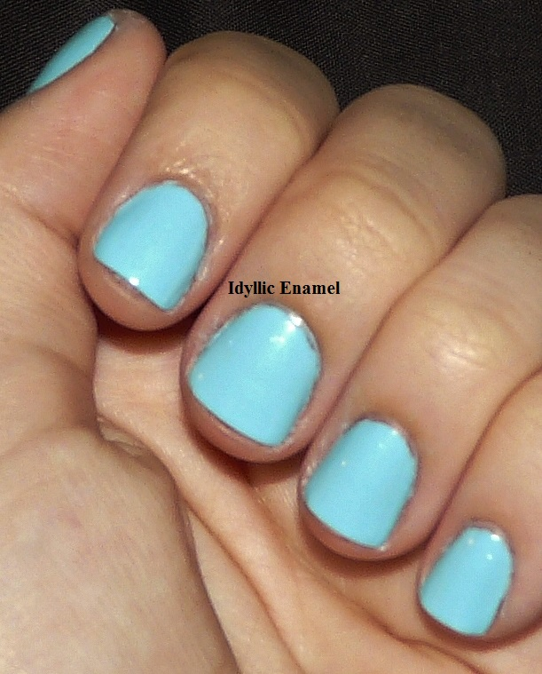 Sally Hansen  7E Blue Away  283 29 jpgSally Hansen Insta Dri Blue Away
