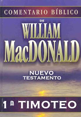 William MacDonald-Comentario Bíblico-Nuevo Testamento-1ª Timoteo-