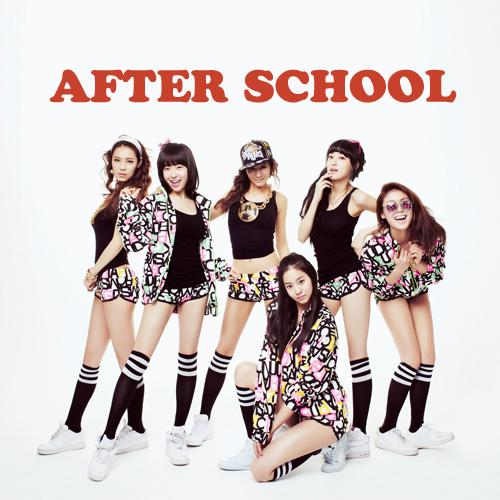 After-School-Dream-Girl-cover-lyrics