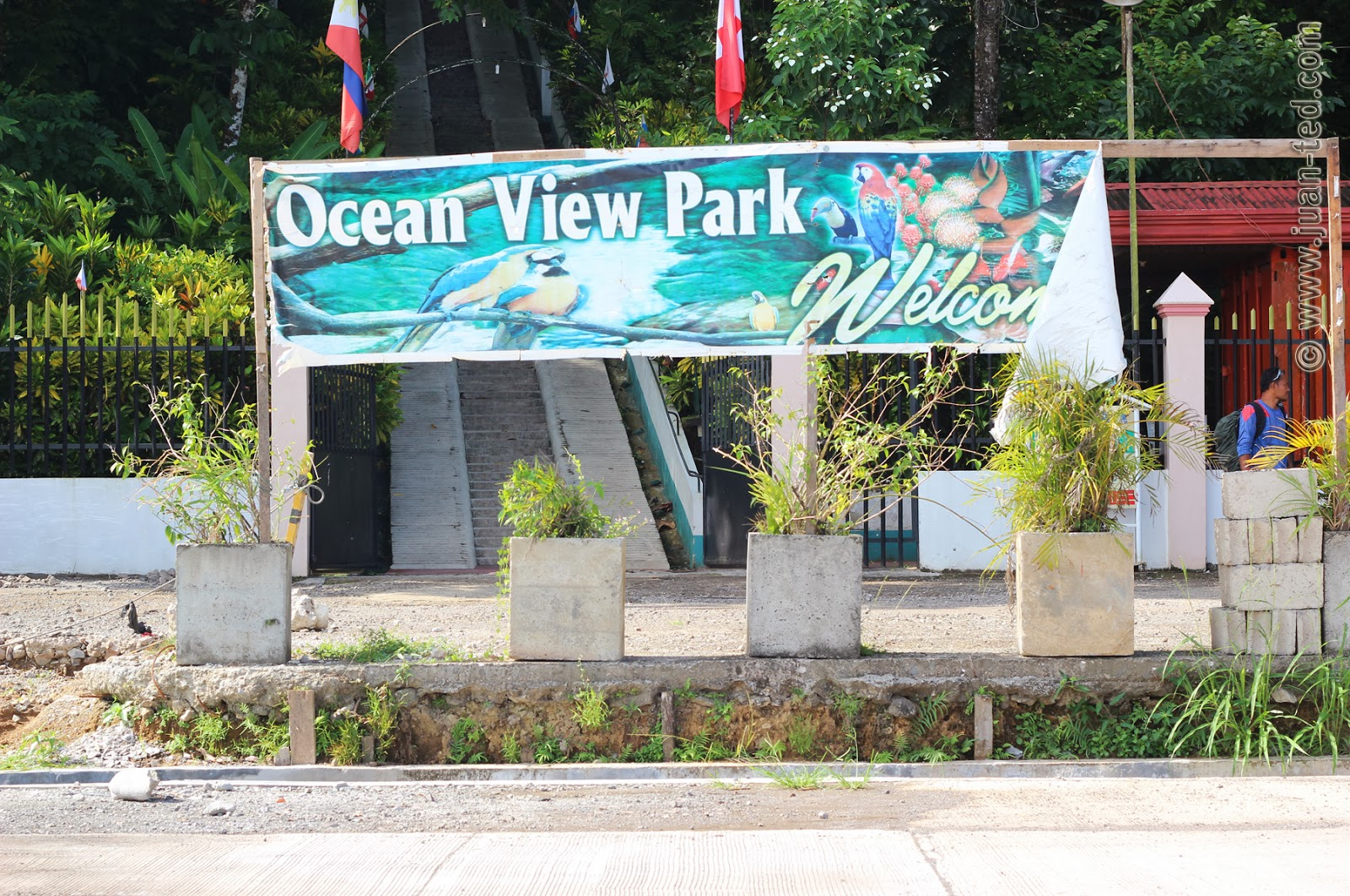 Ocean View Park International Doll House Entrance Bislig City