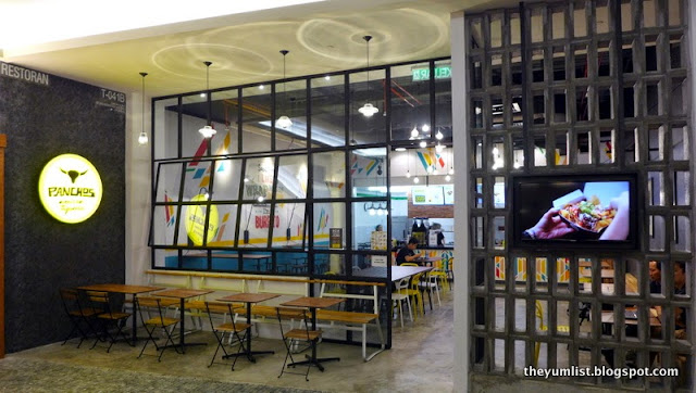 Panchos, Mexican Taqueria, Mid Valley, Kuala Lumpur