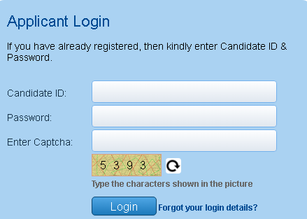 Aiims Pg Application Form Login on
