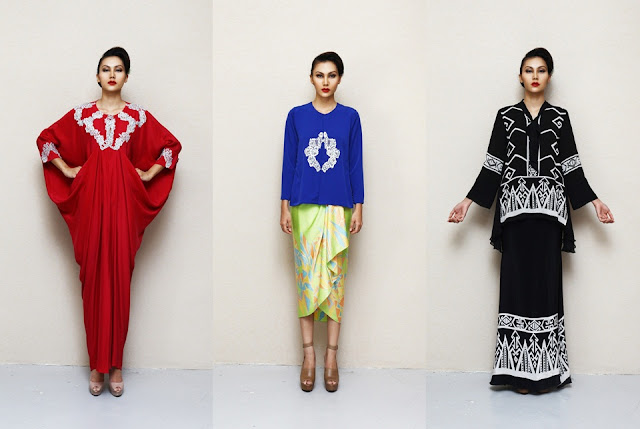 Aida Rashid Collection Aidilfitri 2012 Mimpi Kita