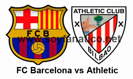 liga, barcelona, athletic, online