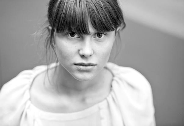 Eili Harboe, protagonista de «Kiss Me, You Fucking Moron»
