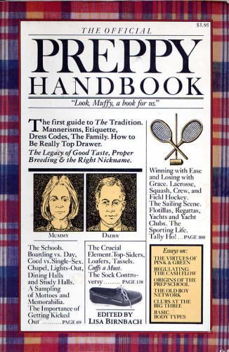 Miss Janice The Official Preppy Handbook Turns 35