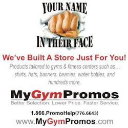 My Gym Promos