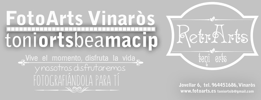 Foto Arts Vinaròs, Fotografía e Impresión.