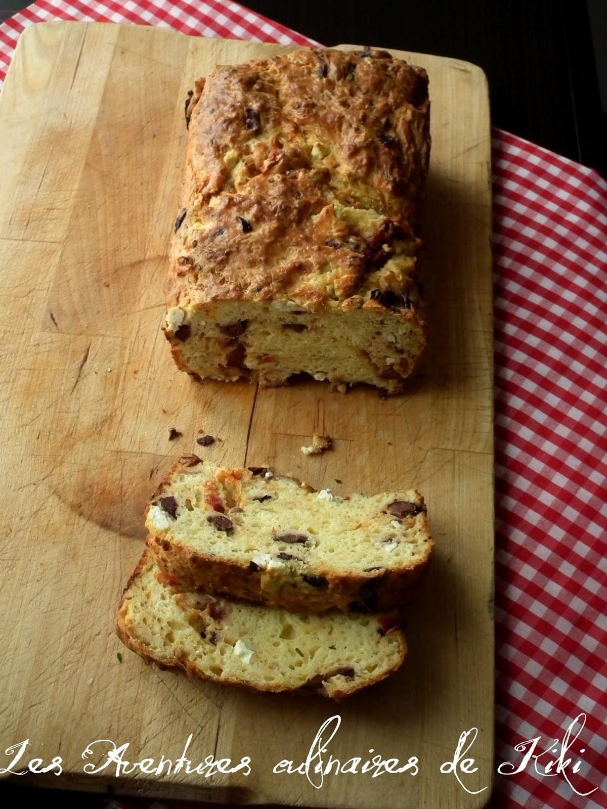 Cake Au Fromage Et Tomates S Ef Bf Bdch Ef Bf Bdes