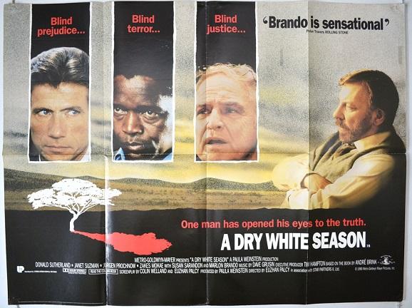 """""""A Dry White Season"""" (1989)"""