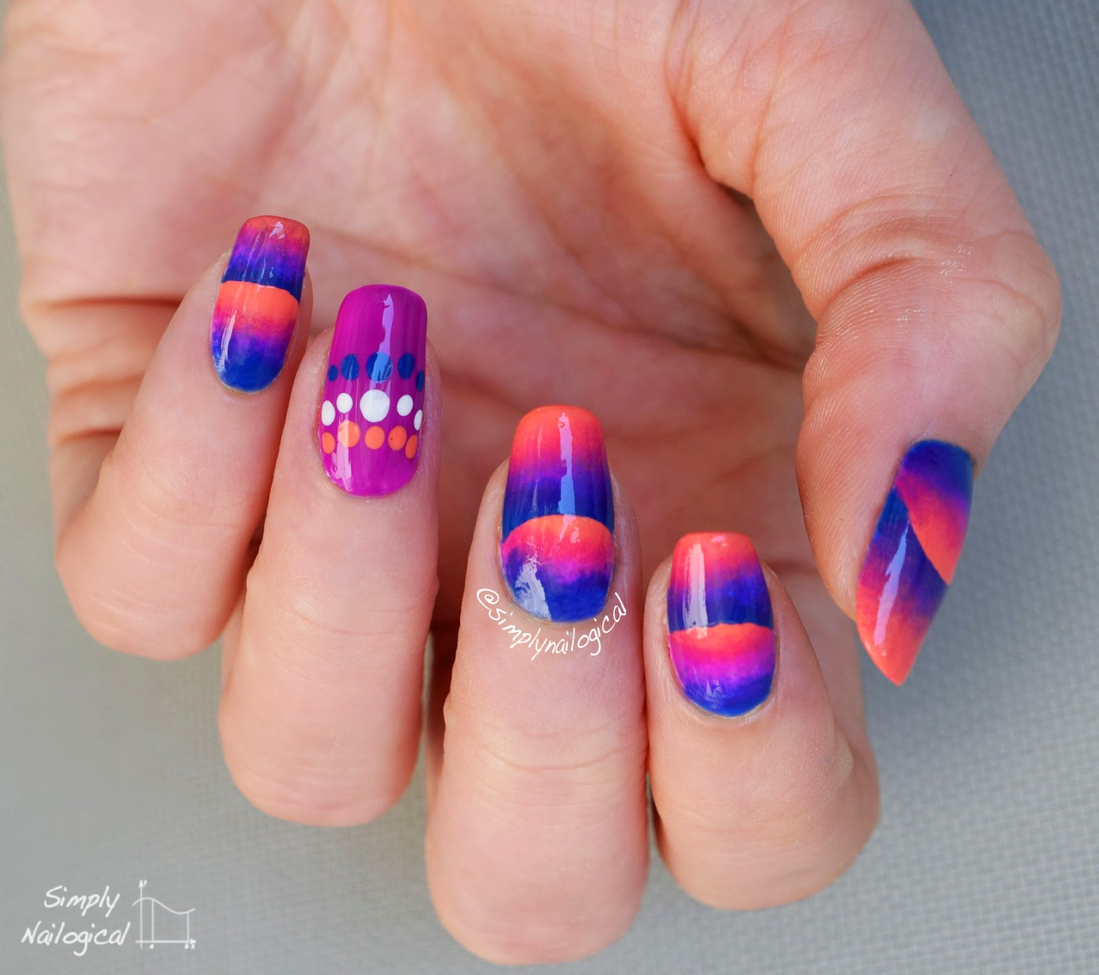 Simply Nailogical Nail Art: Guest Post From Cristine From Simply Nailogical