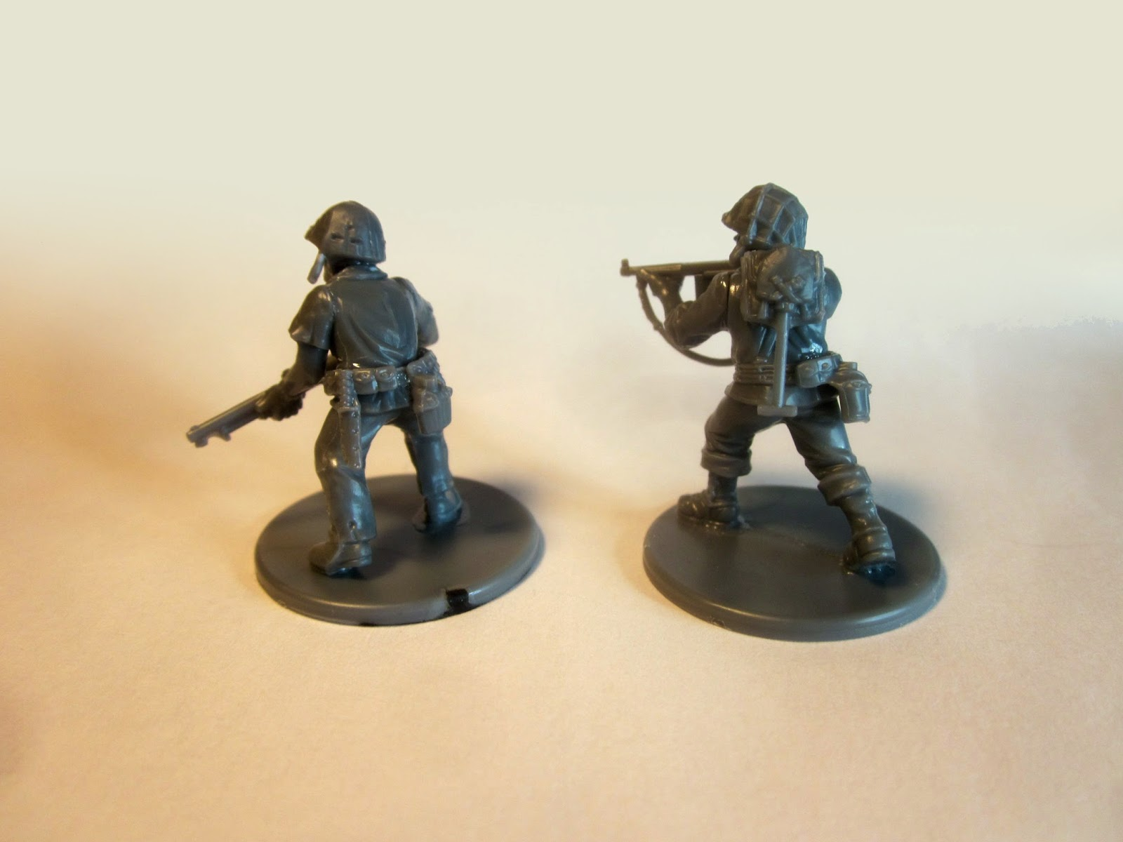 Warlord Games Plastic US Marine Corp Infantry
