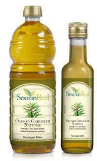óleo de gergelim